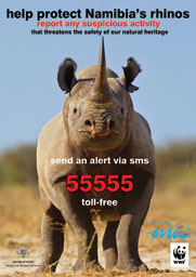 Help protect the Rhinos